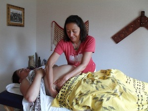 Pregnancy Massage / Fertility