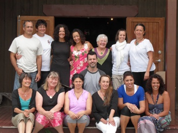 Waiheke Maori Healing and massage Workshop
