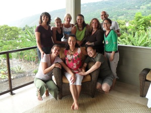 Maori Healing/Romiromi Workshop - Hawaii 2011